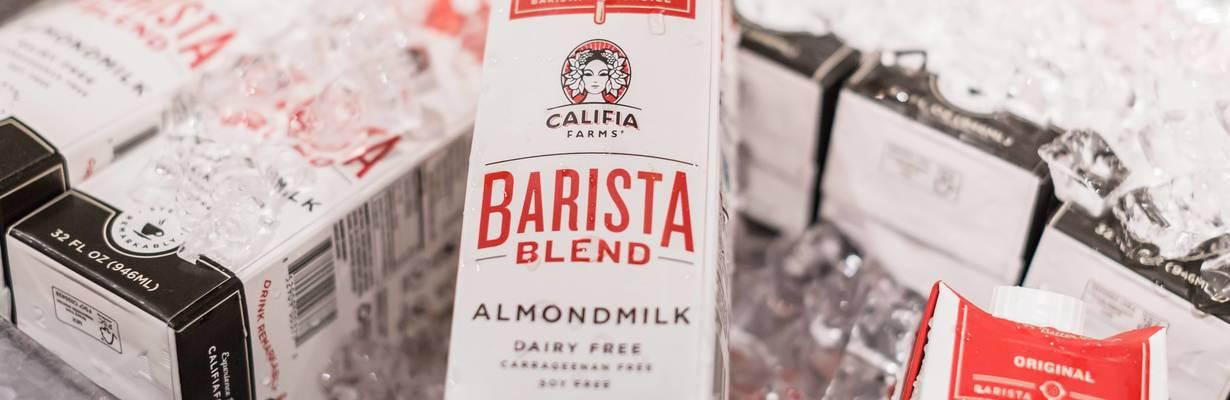Califia x Gregorys Almond Milk Only Throwdown