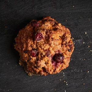 Cranberry Walnut Scone